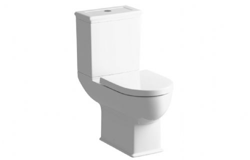 Bathrooms To Love Melissa Close Coupled Toilet With Soft Close Seat